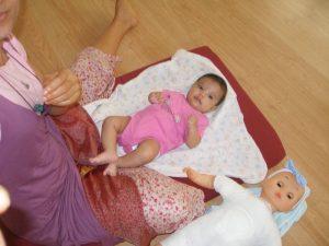 עיסוי תינוקות 2